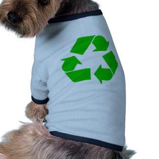 Reciclaje Camisetas Mascota