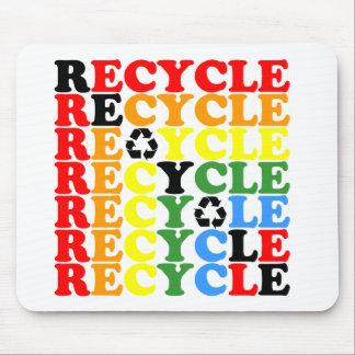 Recicle Alfombrilla De Ratón