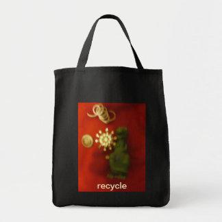 recicle el bolso de Dino Bolsas
