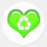 Recicle el símbolo etiqueta