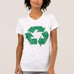 Recicle las camisetas para el Día de la Tierra