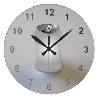 Recicle Reloj De Pared