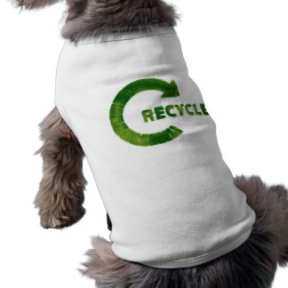 Recicle Camisa De Mascota