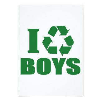 Reciclo a muchachos