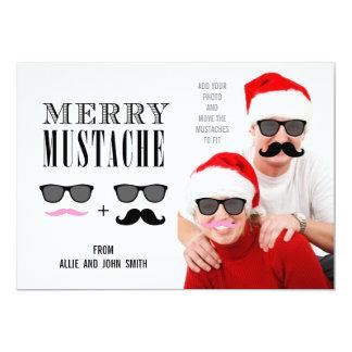 Recienes casados divertidos de la tarjeta el | de invitación 12,7 x 17,8 cm