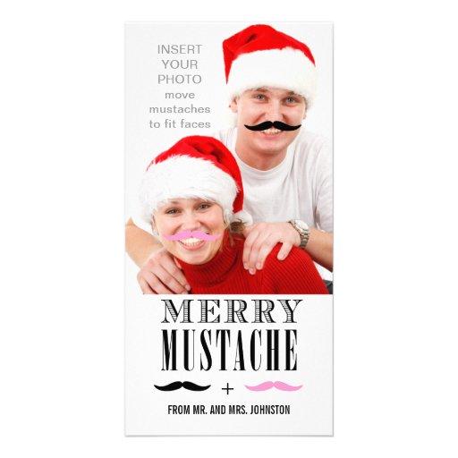 Recienes casados divertidos de la tarjeta el | de  tarjeta con foto personalizada