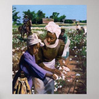 Recogedores de algodón 2003 póster