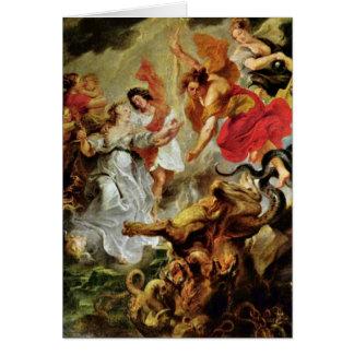Reconciliación de Louis y de Maria de Peter Rubens Felicitaciones