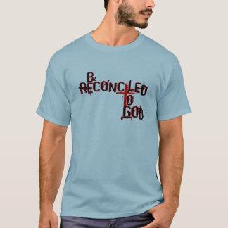 Reconcilíese a la camisa del cristiano de dios