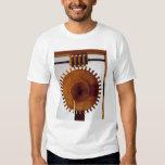 Reconstrucción modelo del diseño de da Vinci Camisetas