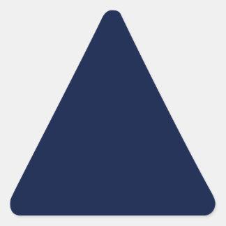 Reconstruido Pegatina De Triangulo Personalizadas