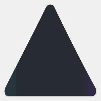 Reconstruido Pegatina De Trianguladas