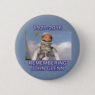 Recordar el botón de John Glenn