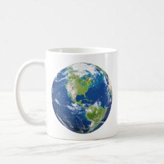 Recordatorio ninguna taza de la tierra del plan B