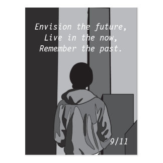 Recuerde el pasado postal