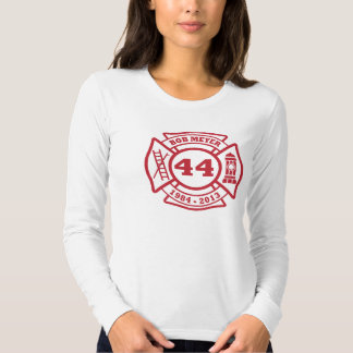 Recuerde la manga larga 44 camisetas
