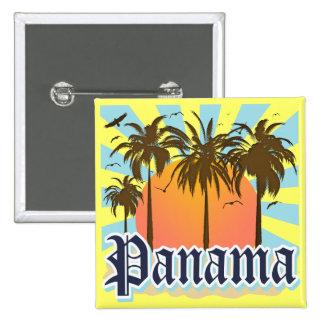 Recuerdo de ciudad de Panamá Pins