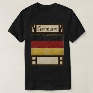 Recuerdo de la camiseta de Alemania