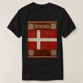 Recuerdo de la camiseta de Dinamarca