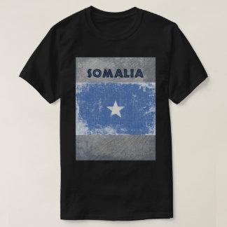 Recuerdo de la camiseta de Somalia África