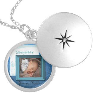 Recuerdo de la foto del nacimiento del bebé pendiente