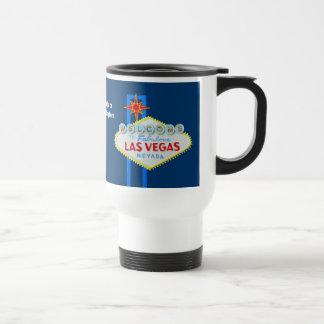 Recuerdo de la muestra de Las Vegas Taza De Viaje