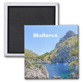 Recuerdo de Mallorca, España Sa Calobra Imán