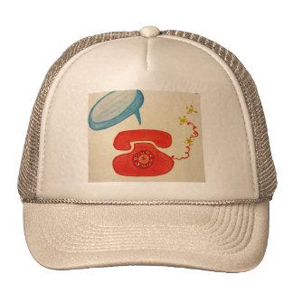 Recuerdo llamarle gorras