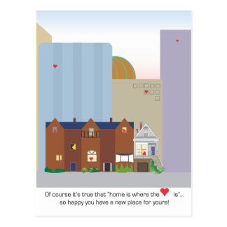 Recuerdos a la nueva postal del dueño de la casa
