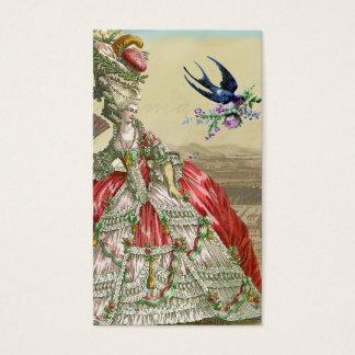 Recuerdos de Versalles Tarjeta De Negocios