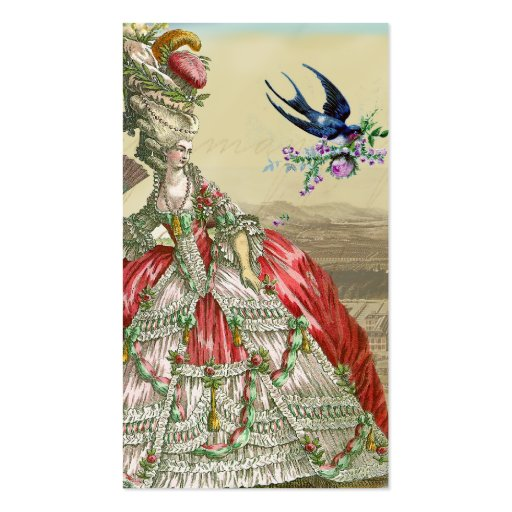 Recuerdos de Versalles Tarjeta De Visita