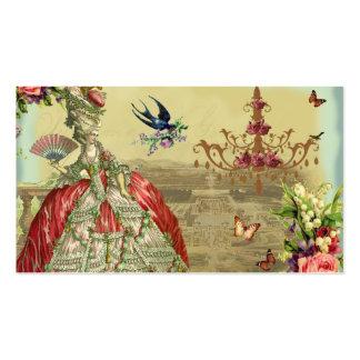 Recuerdos de Versalles Plantillas De Tarjeta De Negocio
