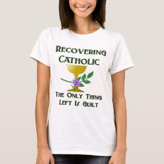 Recuperación del católico camiseta
