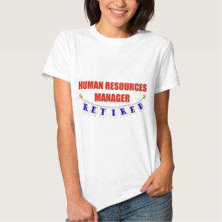 RECURSO HUMANO JUBILADO MGR CAMISETAS