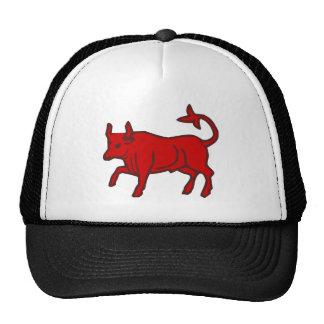 Red Bull del lado Gorra