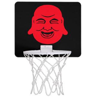 Red feliz del baloncesto de Buda Mini Aro De Baloncesto