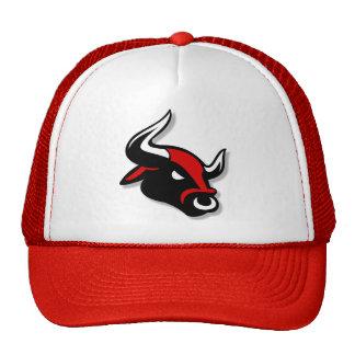Red Hat Gorros Bordados