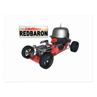 RedBaron Postal