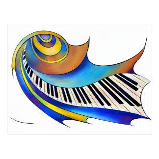 Redemessia - piano espiral postal