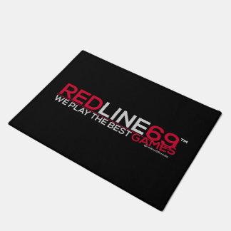 Redline69 juegos - estera de puerta