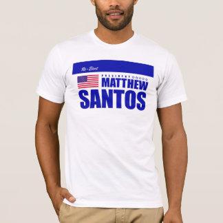 Reelija la camiseta de Matt Santos