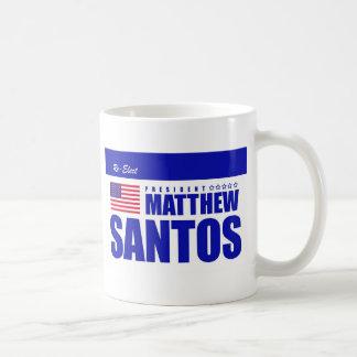 Reelija la taza de Matt Santos