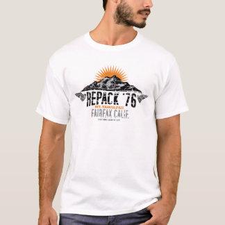 Reembale la camiseta Biking de la montaña