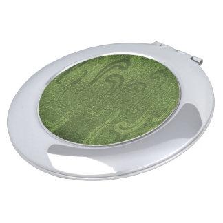 Reflejo-Calificar-Verde--Ante de Faux*--Formas Espejo Maquillaje
