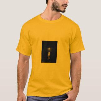 reflexión 6XL de la camiseta de la luna