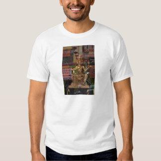Reflexión de la ventana de Chinatown, San Camisas