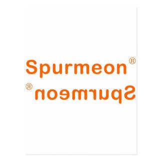 Reflexión de Spurmeon Postal
