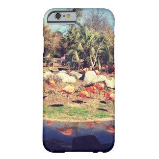 Reflexión del flamenco funda barely there iPhone 6