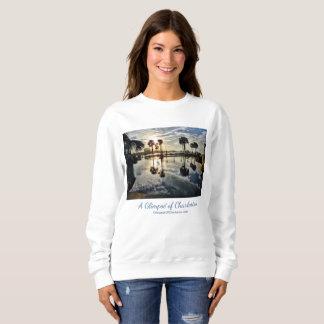 Reflexiones de la camiseta de Charleston --