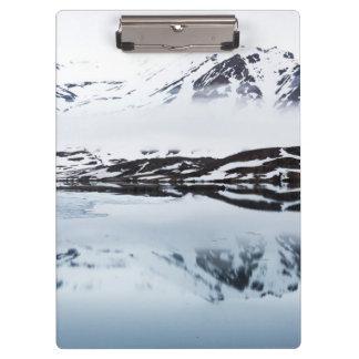 Reflexiones de la montaña, Noruega